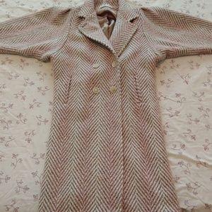 Trilogy vintage 80s coat